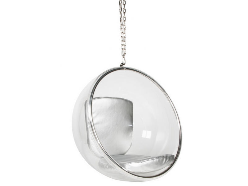 Poltrona Sospesa Bubble Chair.Poltrona Sospesa Hanging Bubble Chair