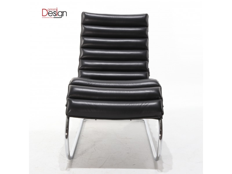 Chaise longue MR MIES 1