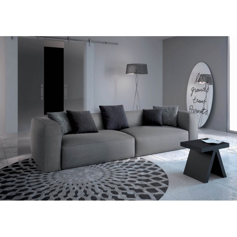 Divano modulare bolla tessuto - Distanza tv divano tabella ...