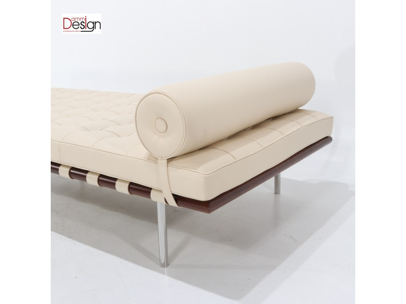 Divano Daybed in pelle ART.700
