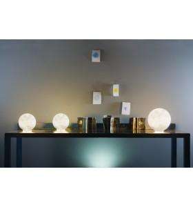 Lampada da tavolo TMOON 1 diam.25 cm