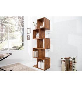 Libreria in legno Sheesham