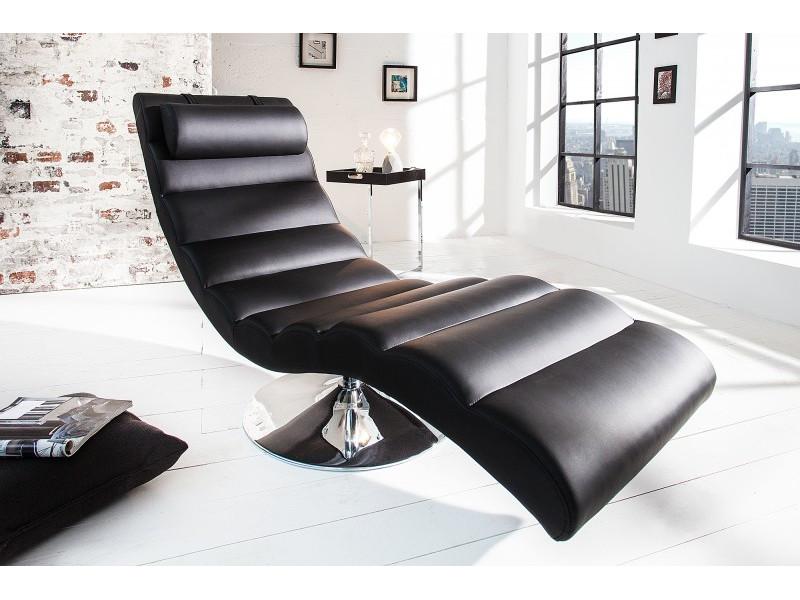 Chaise longue LUX NERA