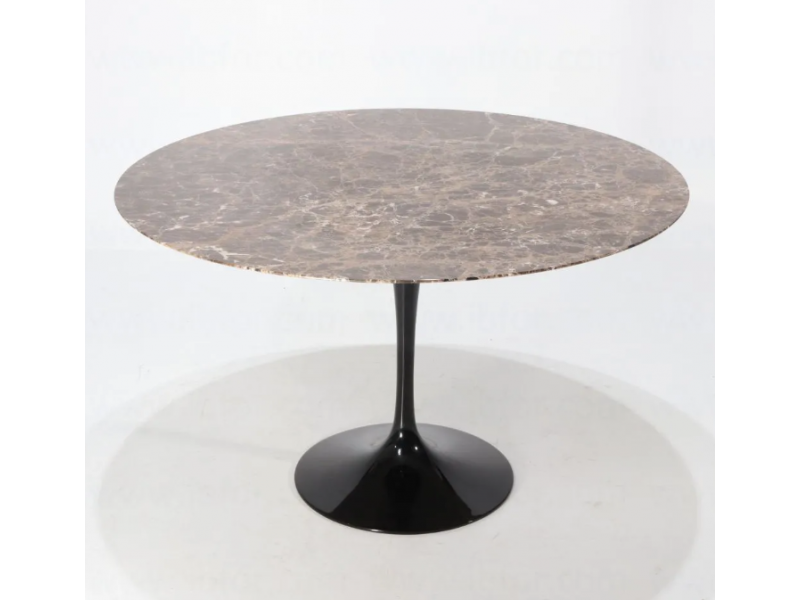 Tavolino Tulip Coffee Table Marmo Emperador varie misure