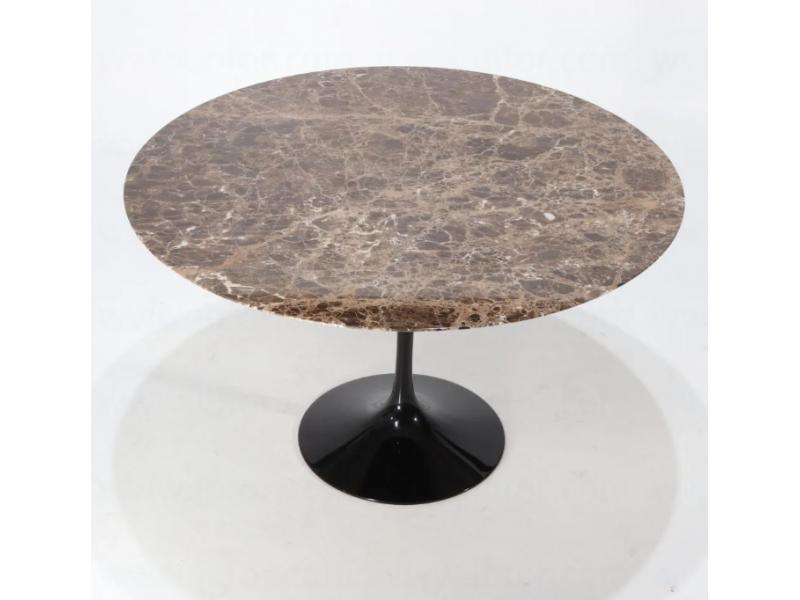 Tavolino Tulip Coffee Table Marmo Emperador varie misure