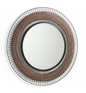 Specchio ROBERT diam.90 cm