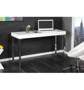 Scrivania LAPTOP WHITE 120x40cm