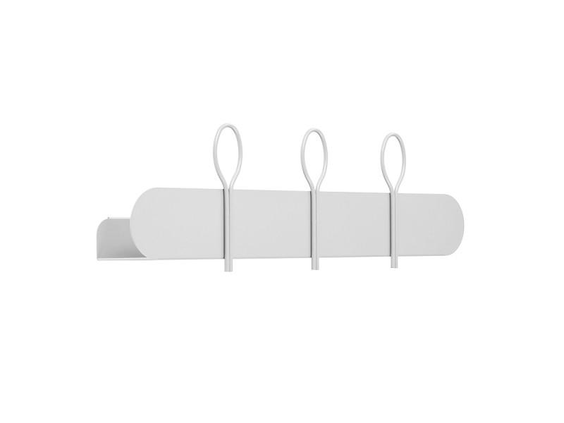 Mensola/Appendiabiti BALLON 60A cm