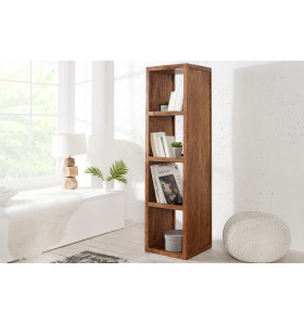 Libreria in legno Sheesham small 150 cm