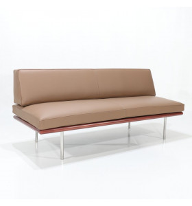 Divanetto/Daybed WEIMAR in pelle o tessuto