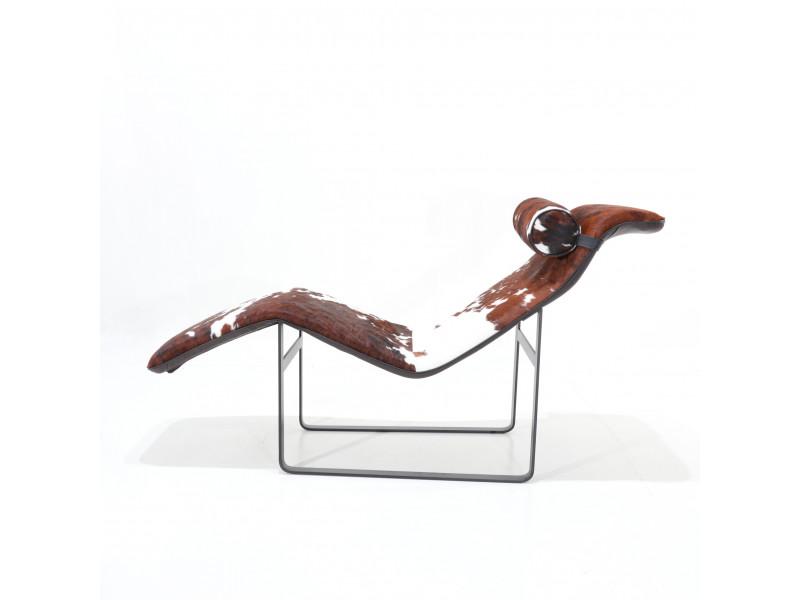 Chaise Longue in pelle ART.L5