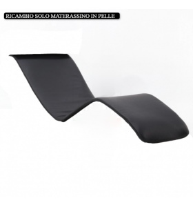 Ricambio in pelle per Chaise Longue ART.2491