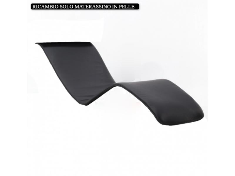 Ricambio in pelle per Chaise Longue ART.2491