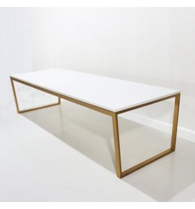 Tavolo da Pranzo/Ufficio CONIX in varie misure e finiture