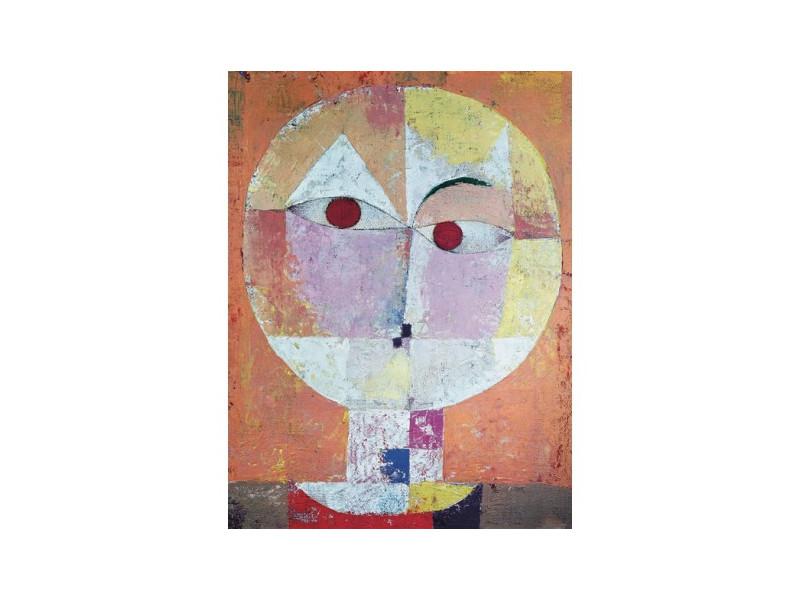 Quadro d'autore SENECIO in tela canvas