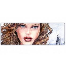 Quadro d'autore VENEZIA1 su tela canvas