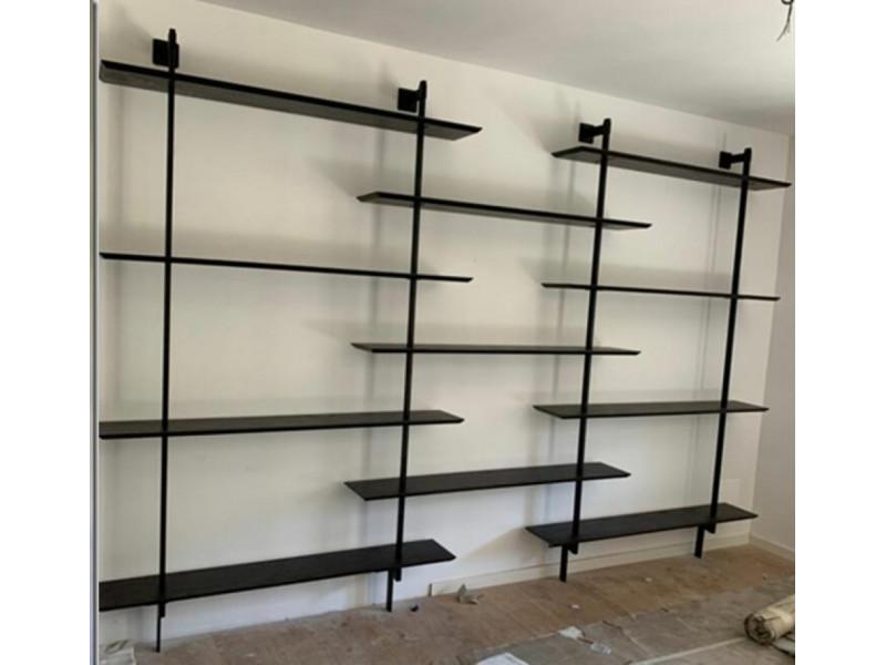 Libreria a parete MODULI 380 cm