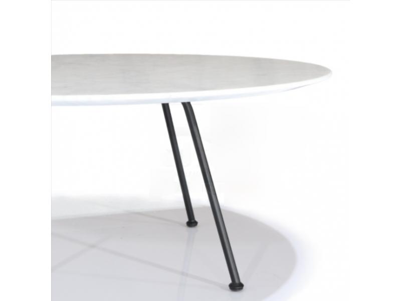 Tavolino BRIDGE in marmo