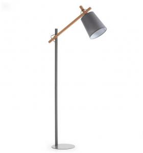 Lampada da terra WOODS 155cm