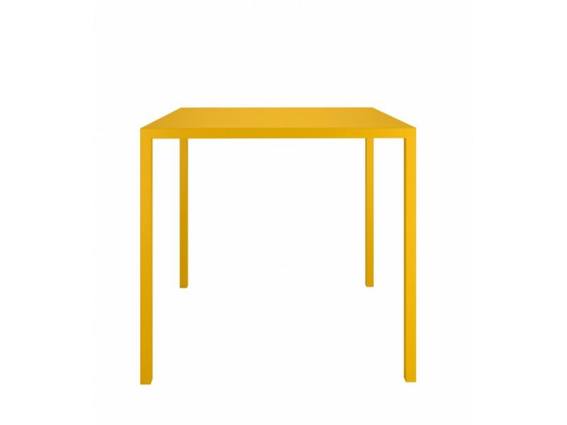 Tavolo da Giardino-Outdoor QU quadrato