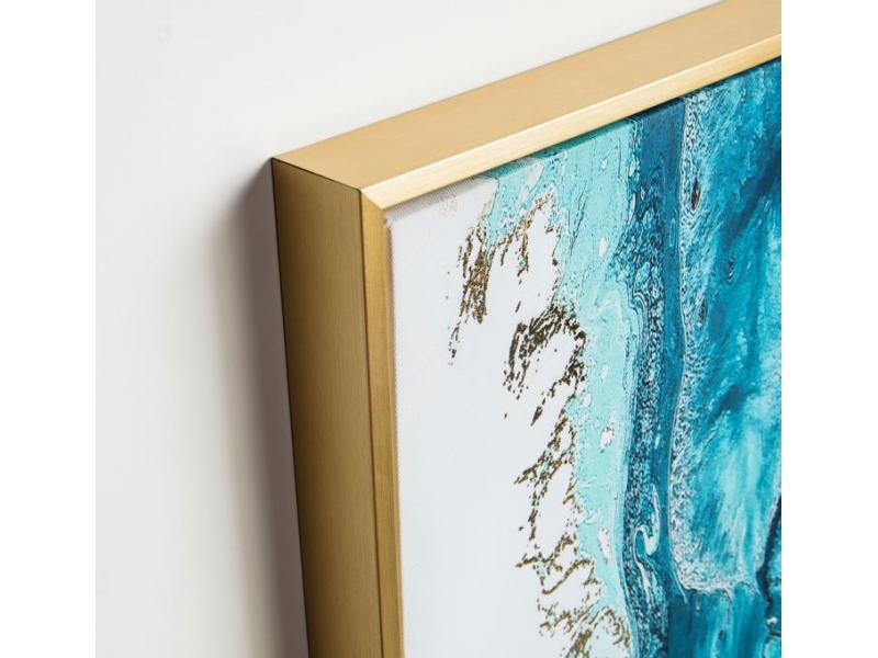 Quadro BLUE 120 x 50 cm