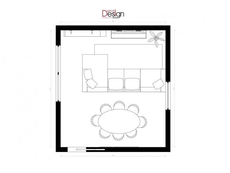 Progettazione d'interni - pacchetto CONCEPT