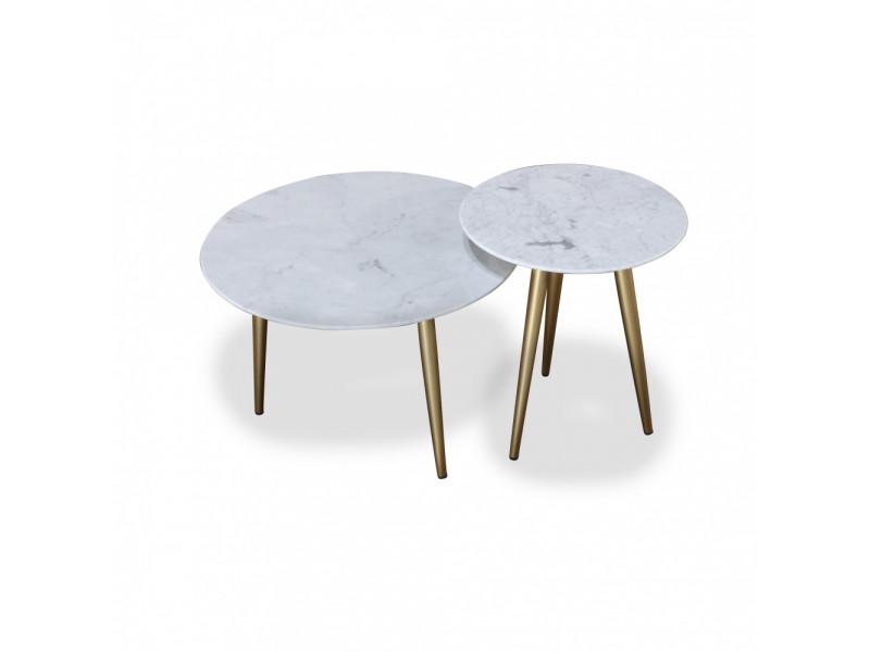 Set tavolini BRIE