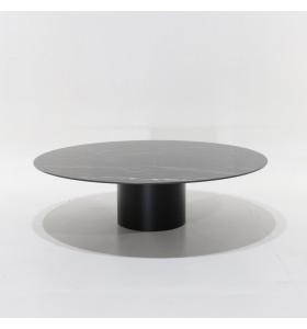 Tavolino ANDROMEDA piano in ceramica varie finiture e misure