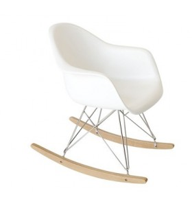 "Poltroncina a dondolo ""rocking chair"""