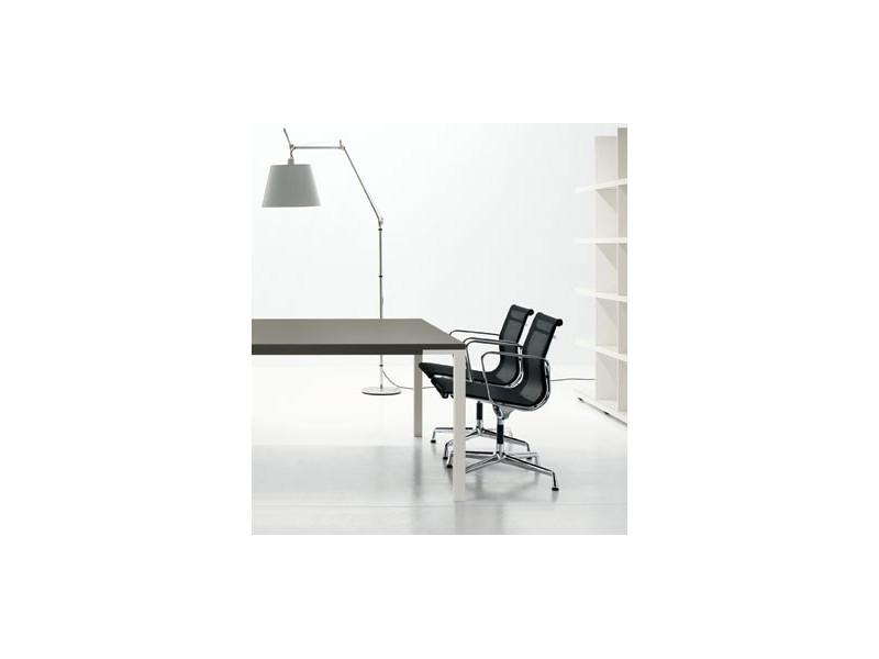 Poltrona ufficio schienale basso ART.3460 in batyline