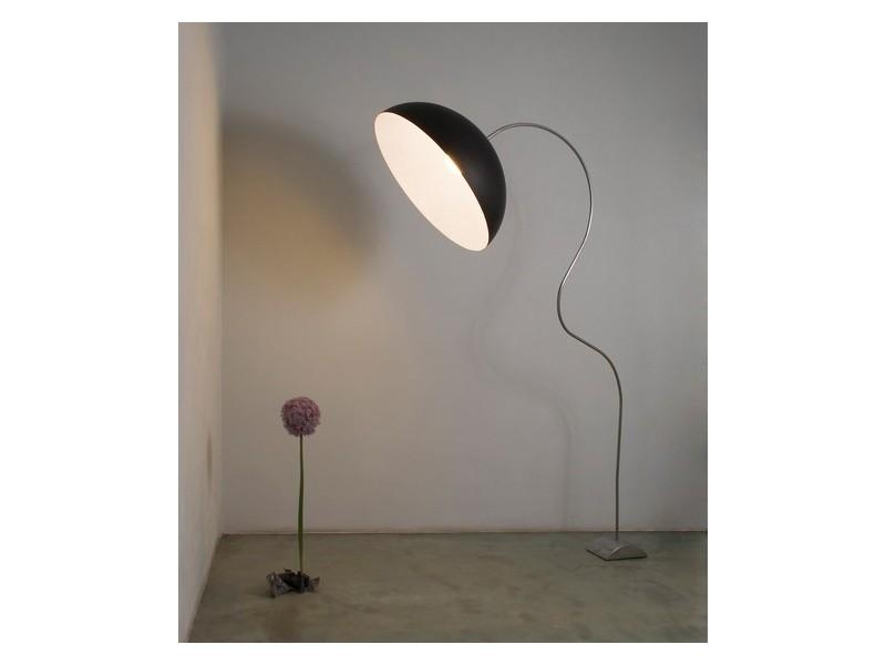 Scopri lampada da pavimento solar outdoor Ø h cm top
