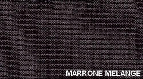 TESSUTI - FlashNativa - Marrone mélange (403-B)