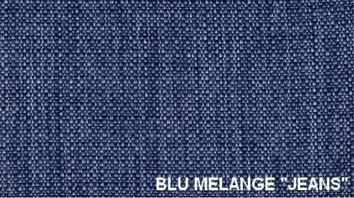 TESSUTI - FlashNativa - Blu mélange (700-B)